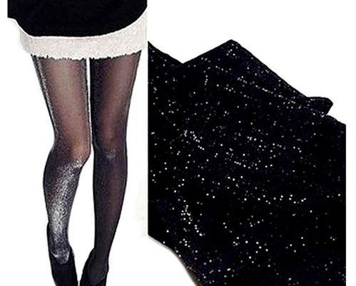 Collants paillettes
