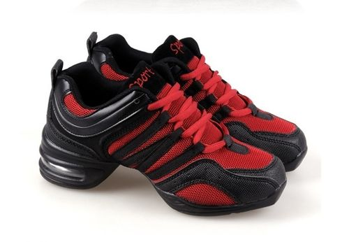 "Sneakers ""Sporty Red"""