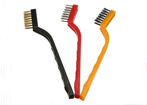 Set de 3 brosses