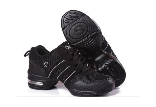 "Sneakers ""Sporty Black"""
